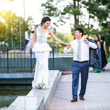 Wedding photographer Sergey Kim (danserega). Photo of 28.08.2015