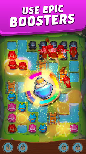 Cat Force - Free Puzzle Game apkpoly screenshots 6