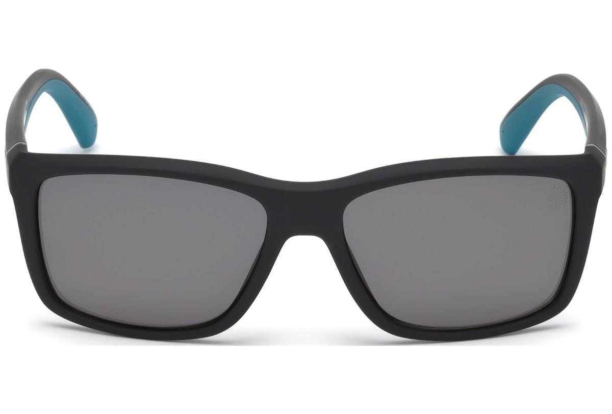 6c602ff6676 Polarized Sunglasses Timberland TB9115 C57 05D (black other   smoke  polarized)