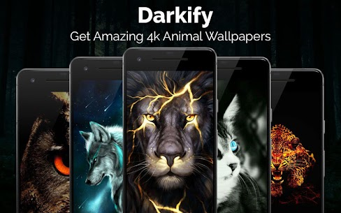 Black Wallpaper, AMOLED, Dark Background: Darkify Apk Free Download 3