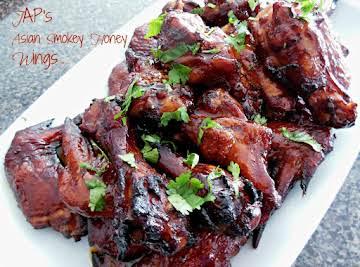 JAP's Asian Smokey Honey Wings