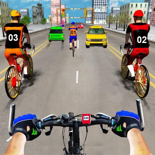 Bmx Bicycle Rider Game: bicycle games