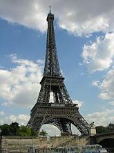 Photo: Wieża Eiffel'a