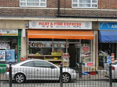 Meat & Fish Express on Ben Jonson Road - Halal Butchers in
