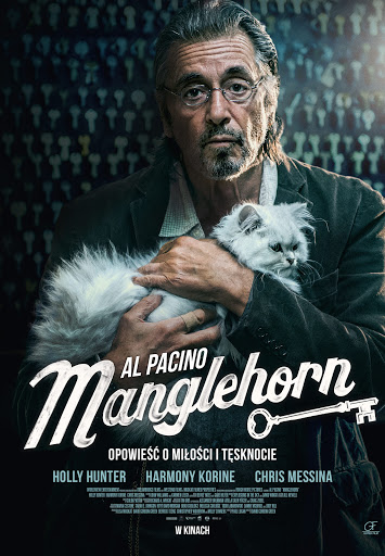 Polski plakat filmu 'Manglehorn'