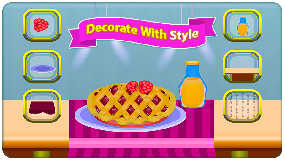 Sweets Maker - Cooking Games- screenshot