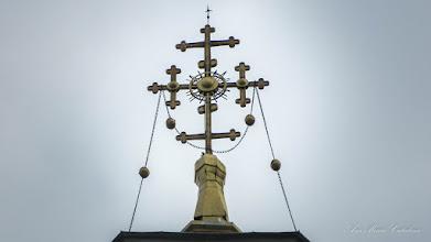 "Photo: Catedrala Ortodoxa "" - Sfintii Arhangheli Mihail si Gavril"" - Str. Andrei Saguna, Nr.1 - 2015.12.02 http://ana-maria-catalina.blogspot.ro/2014/06/turda-str-andrei-saguna-linkuri.html"