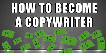 How to become a copywriter Banner