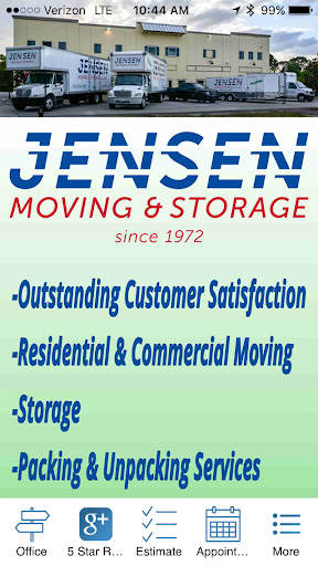 Jensen Moving and Storage