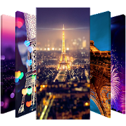 Paris Eiffel Tower Lock Screen