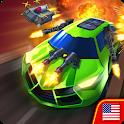 Road Rampage: Racing & Shooting to Revenge icon
