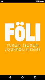 Turku Public Transport - náhled