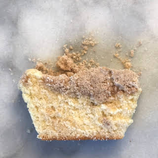 Bisquick Coffee Cake.