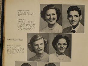 Photo: Mable Robertson/Edwin Durant Sales/Margie Williams Sharp/Dora Wall Shinn