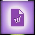 Docx Reader : Docx to PDF icon