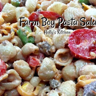 Farm Boy Pasta Salad.