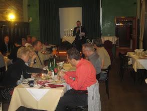 Photo: El Jefe begrüßt die Gäste