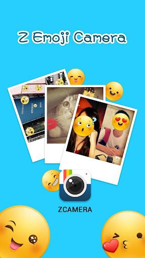 Z Emoji Camera screenshot 1