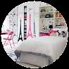 تصاميم غرفة نوم المراهقين