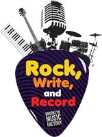 Rock Write Record Band Brooklyn Music Factory