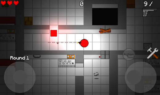 Zombie Cubes Free- screenshot thumbnail