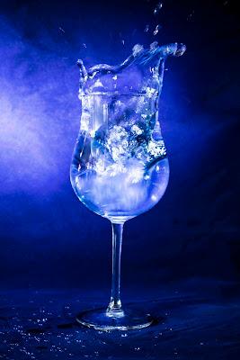 Angelo azzurro di PaolaPlinia