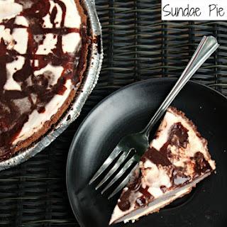 Homemade Hershey Sundae Pie