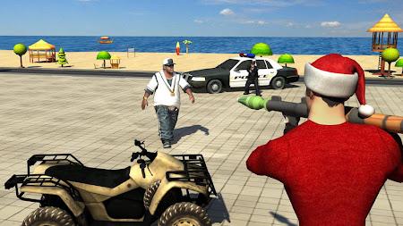 Real Gangster Christmas Crime 1.5 screenshot 905785