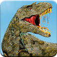 Deadly Dinosaur Animals Hunting Games icon