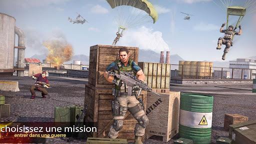 neuf pistolet tournage FPS 3D: action Jeux fond d'écran 1
