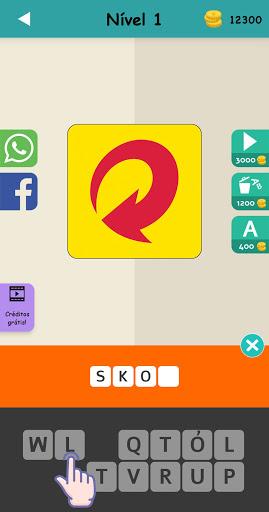 Logo Test: Brazil Brands Quiz, Guess Trivia Game 1.1.2 screenshots 6