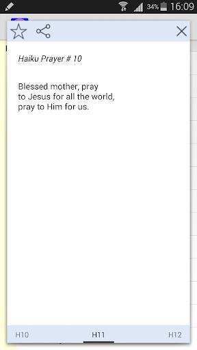 Haiku Prayers