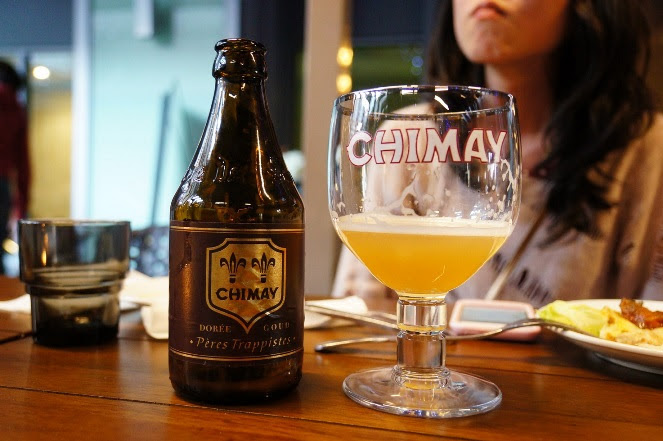 台北美食推薦-板橋車站聚會場所【布娜飛比利時啤酒餐廳】