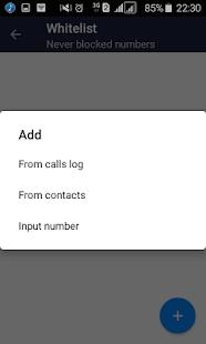 call control,call blocker & blacklist Block caller - náhled