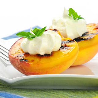 Paleo Peaches and Cream for Foodies