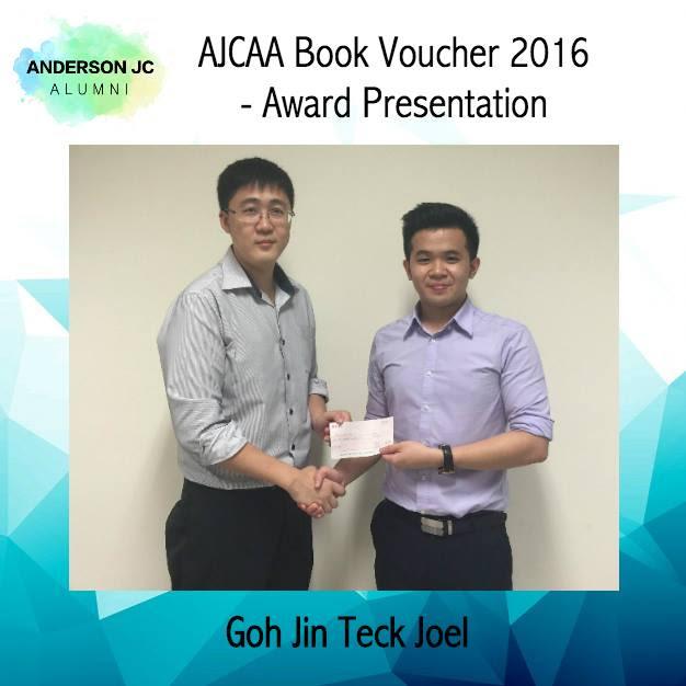 Goh Jin Teck Joel, PDG 26/11, NUS 2nd Year Dentistry
