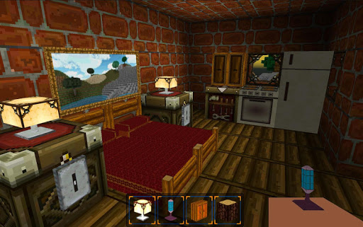 BlockBuild: Craft Your Dream World android2mod screenshots 1