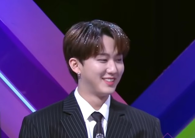 stray kids changbin 2020 kbs song festival