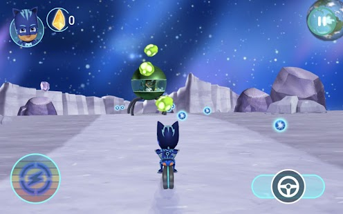 PJ Masks: Racing Heroes Screenshot