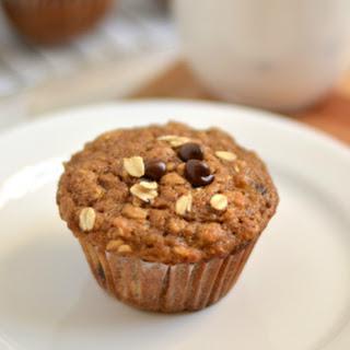 Spelt Oat Pear Muffins