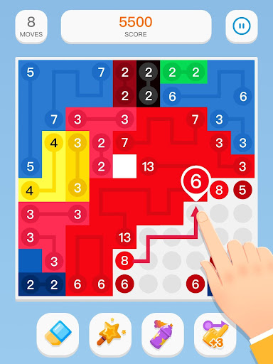 Draw Puzzle : Pixel Connect Dots modavailable screenshots 23