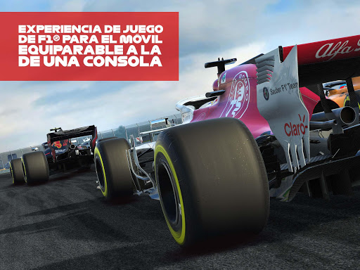 F1 Mobile Racing  trampa 8