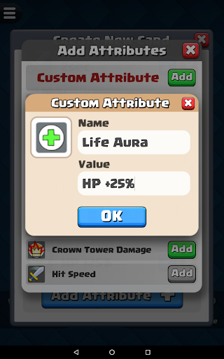 Card Creator for CR for PC