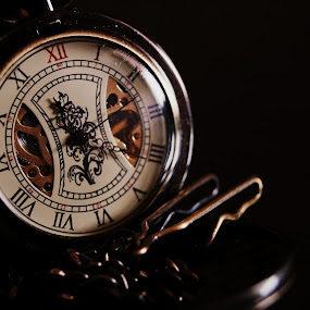 Race against Time by Ritwick Srivastava - Artistic Objects Other Objects ( ghadi, clock, watch, ritwick, antique )