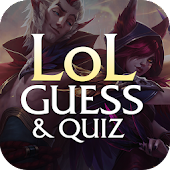 Guess the LoL Champion - Quiz