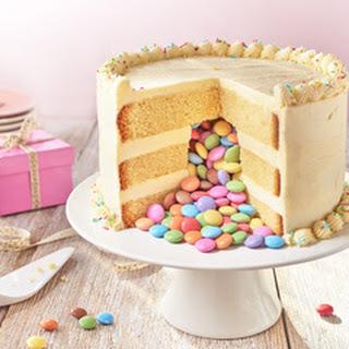 Country Crock Pinata Cake