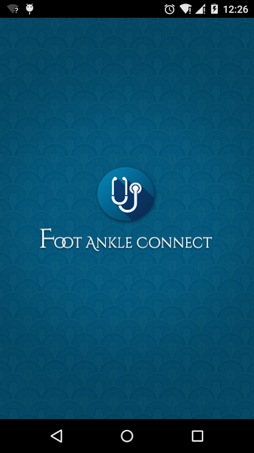 FootAnkleConnect- screenshot