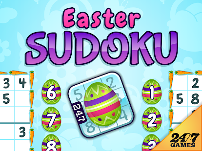 Easter Sudoku- screenshot thumbnail
