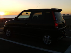 プレオ  L typeS  4WD  CVT マイルドチャージのカスタム事例画像 くろぼーんさんの2019年12月09日07:35の投稿