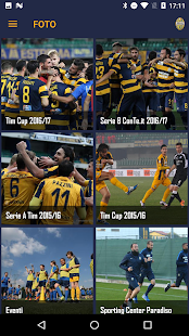 Hellas Verona FC- screenshot thumbnail